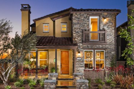 New Homes at Pardee's Manzanita Trail Offer Buyers Classic Design