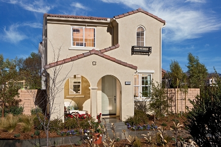 Los Arboles Plan 3 by TRI Pointe Homes