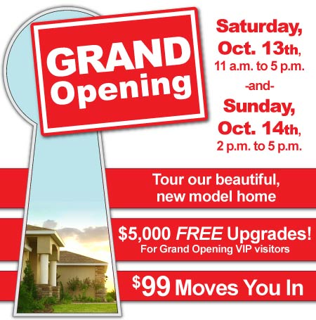 Highland Meadows Grand Opening