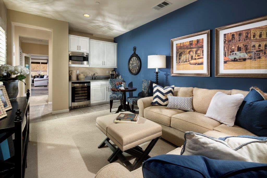 Pardee Homes Gen Smart Suite At Meadow Ridge Meets Needs