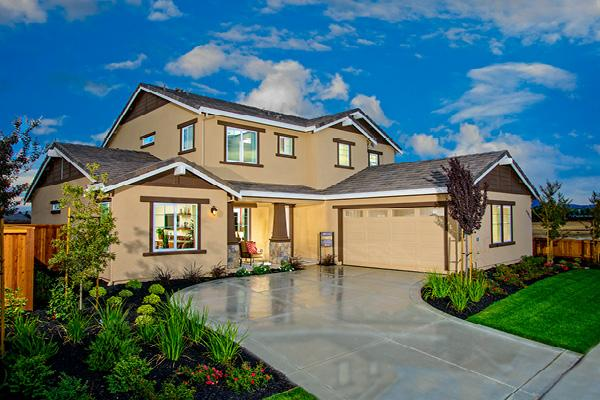 Berkshire Plan 4 by TRI Pointe Homes in Barrington, CA.