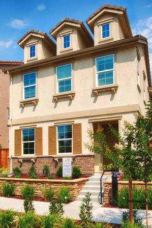 Cobblestone by TRI Pointe Homes is an elegant single-family home neighborhood in Milpitas, CA>