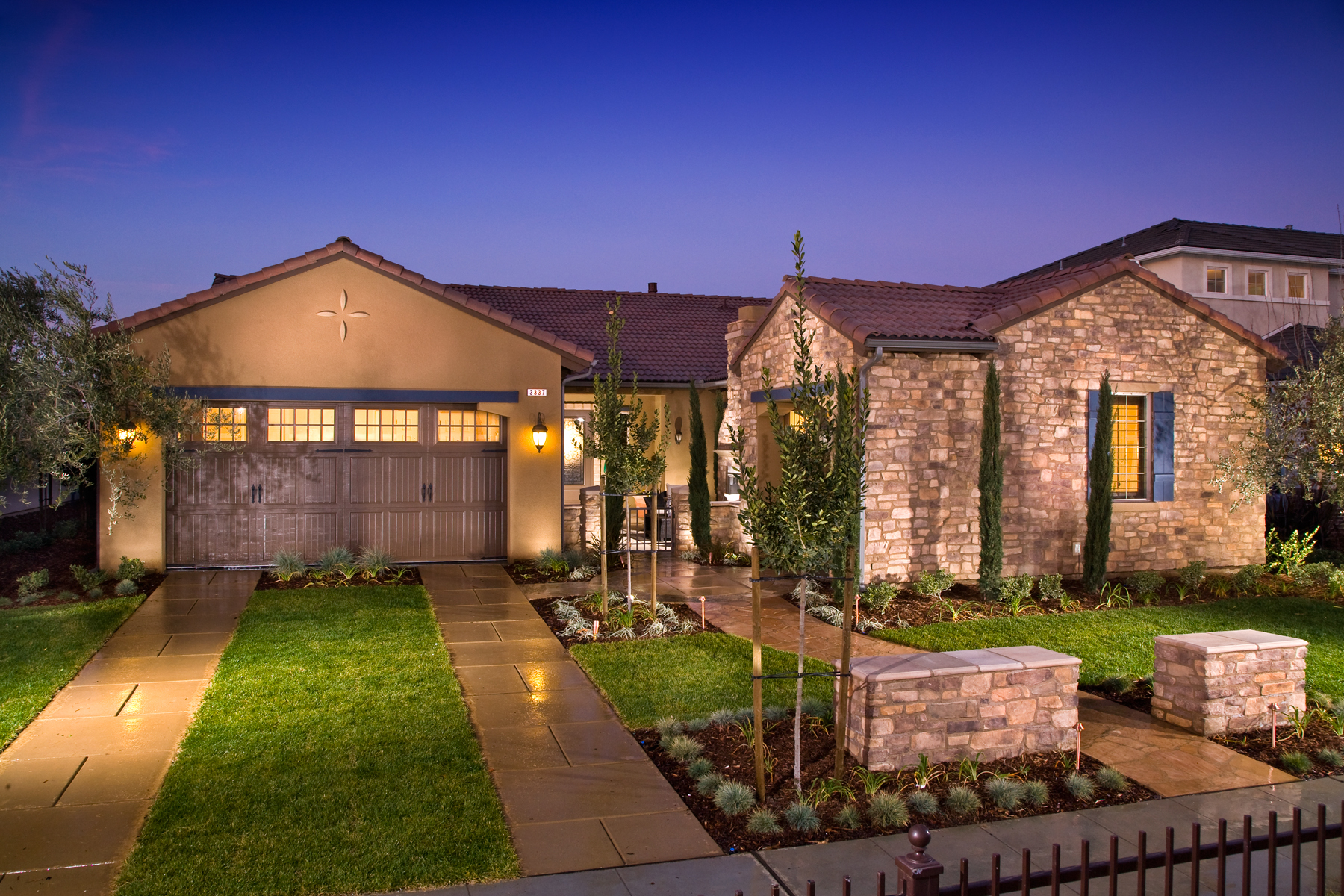 The 3 remaining homes at palmina in nw fresno will not for Beautiful home photos